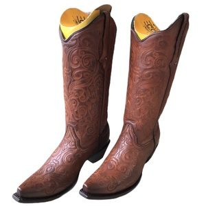 Corral  3279 Sz 7.5M Women's Boots NWT